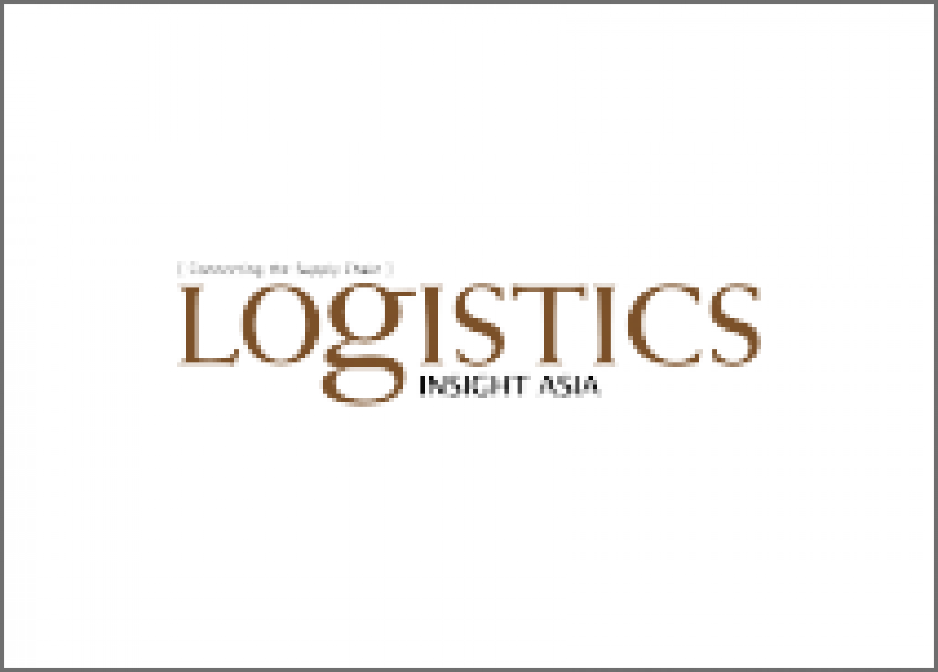 Logistics Insight Asia